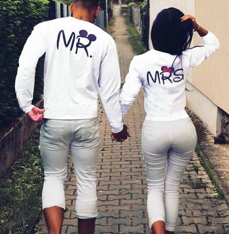 За Влюбени! LOVE блузи и тениски за двойки MICKEY MOUS