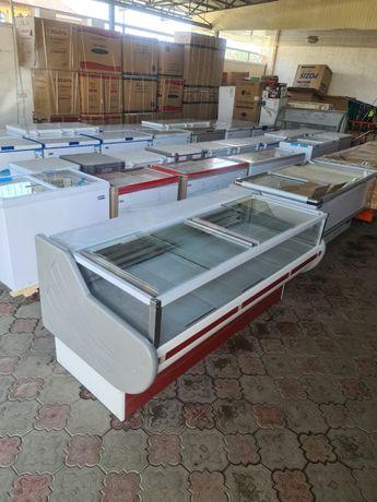 Холодильная витрина для мяса и молочной продукции
