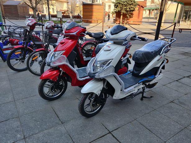 Bicicleta Electrica Scuter RKS EcoRIDER MX MAX, 60V 20Ah, NEW 2021 !
