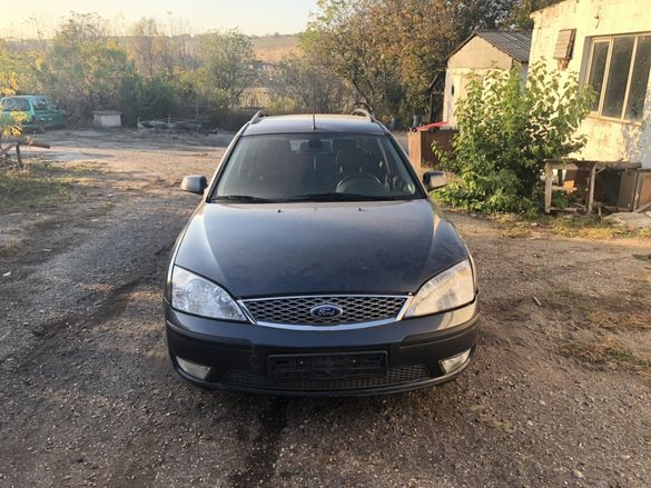 Форд Мондео / Ford Mondeo 2.0TDCI 130hp Facelift 2006г. - НА ЧАСТИ
