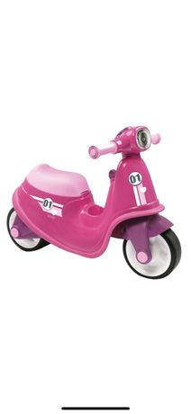 Scooter Smoby roz