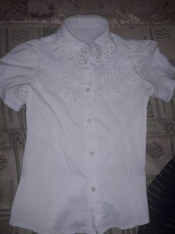 Блузка для 1-2класса