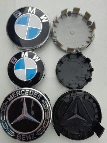 Set Capace jante aliaj BMW 68mm sau 56mm
