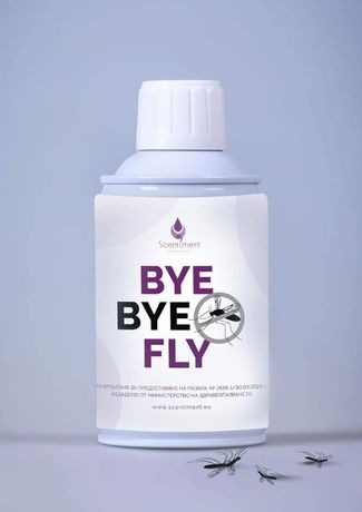 Инсектицид - Препарат против летящи насекоми Scentiment Bye Bye Fly