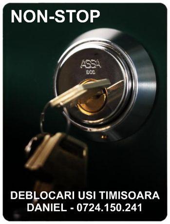Deblocari usi timisoara, inginer lacatus non stop 24/24