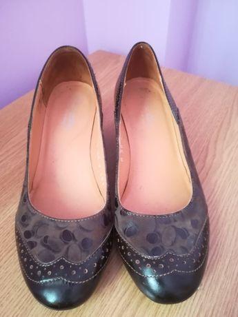 Pantofi dama,din piele naturala,marimea 36