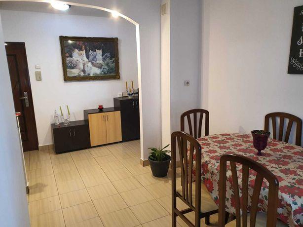 Cazare in regim hotelier -apartament  2 camere -4 persoane