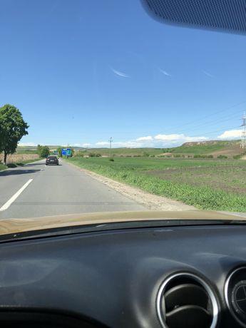 Vand teren langa autostrada nod rutier Cucerdea-Iernut pe DN 14a