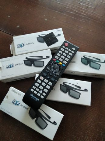 Продаю телевизор   HISENSE 165см
