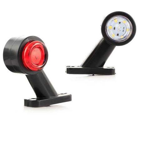 Комплект LED Габарити ЛЕД Мини рогчета 12/24V