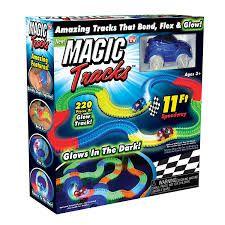 Светеща писта с коли, Magic Tracks