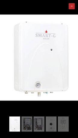 Газовый  котел  Samsung Smart-g +стабилизатор в подарок