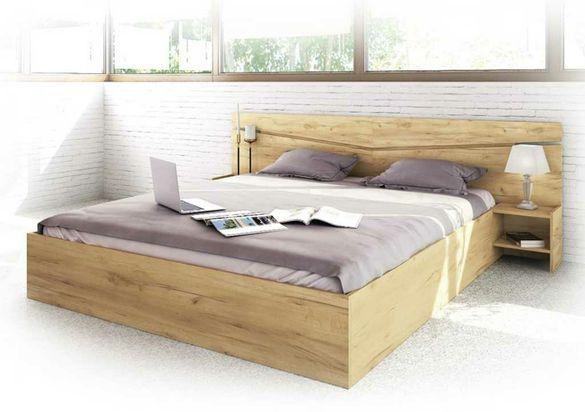 Спалня Сити 2007 с нощни шкафчета