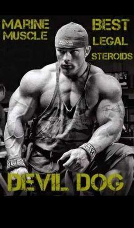 Devil-Dog Mega Creștere Mușchiulară Masivă înlocuitor la steroid