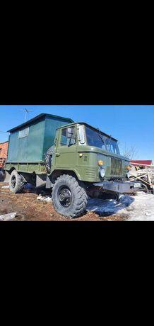Продам ГАЗ 66 с будкой