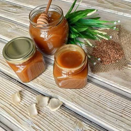 МЁД, Гречишный мёд (из гречки),(Катон-Карагай)