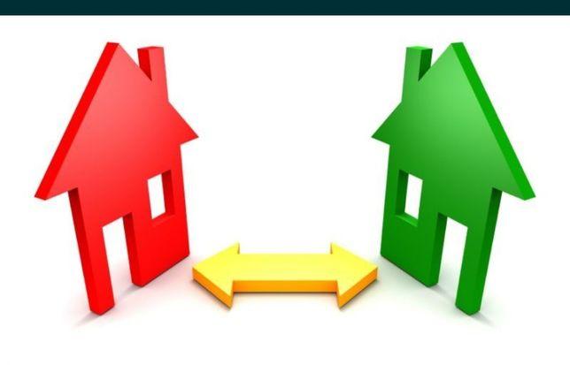 Обмен 3 комнтаной квартиры на дом благоустроенный