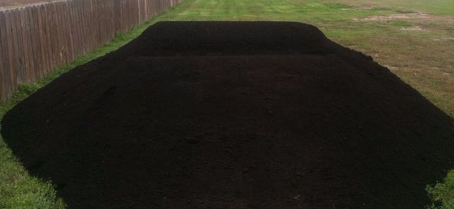 Vand pamant vegetal pentru gradina, gazon