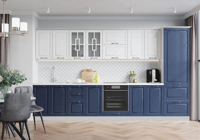 Кухонная гарнитура на заказ на 20% ниже рынка!!