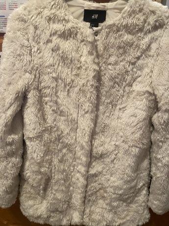 Palton de blana H&M