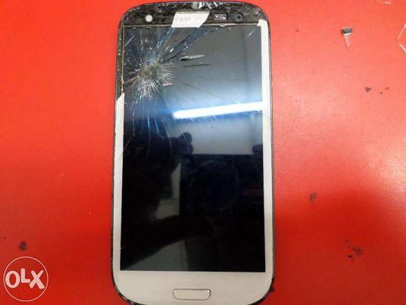 смяна на стъкла на смартфони