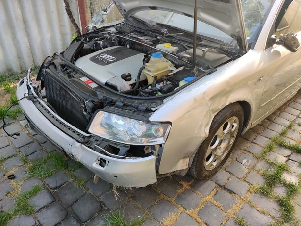 Dezmembrez Audi A4 B6 2.5 TDI BFC