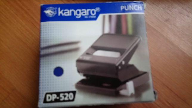 Дырокол KANGARO DP-520+ подарок