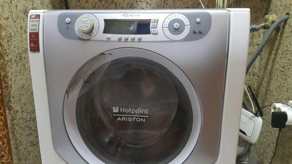 Пералня със сушилня HOTPOINT ARISTON AQALTIS AQGMD 129/B EU на части