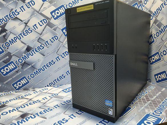 Четириядрен DELL OptiPlex 990 /i5-2400 /250 GB / 4GB