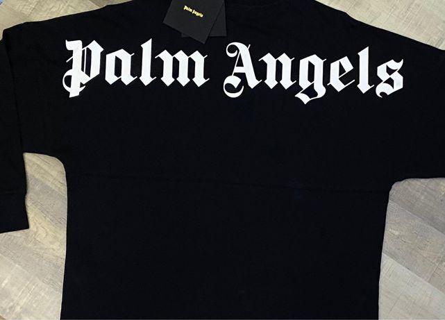Bluza Palm Angels Neck Logo