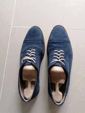 Pantofi din piele, barbatesti Mopiel.