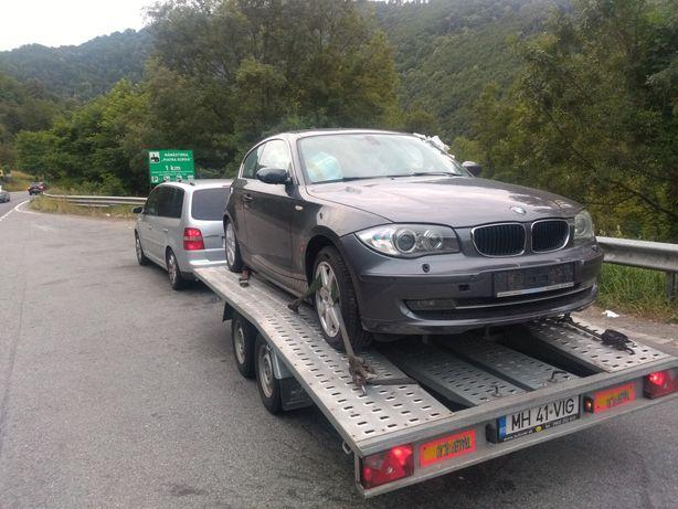 Dezmembrez / Dezmembrări BMW seria 1 e87 e82 e81 motor n47 bara capota