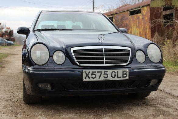 Mercedes W210 E240 Седан фейслифт НА ЧАСТИ / Мерцедес В210