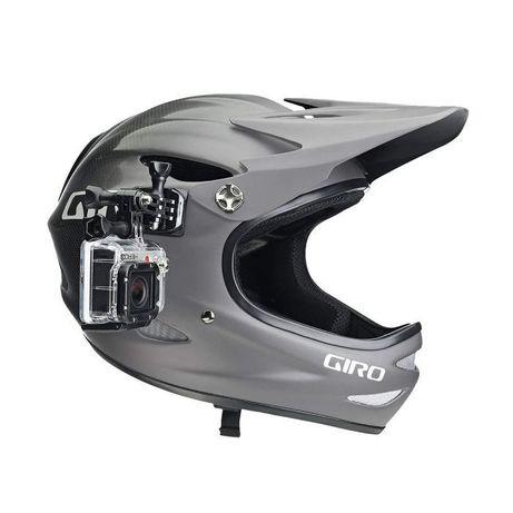 Стойка за каска helmet side + top mount, комплект | hdcam.bg