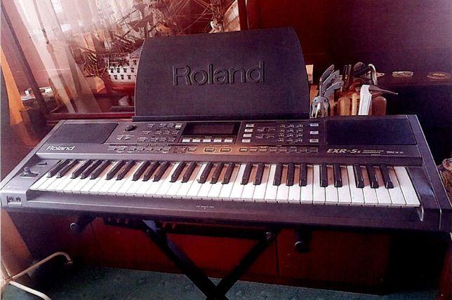 Синтезатор Roland EXR-5s