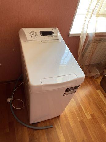 Стиральная машинка автомат с верхней загрузкой