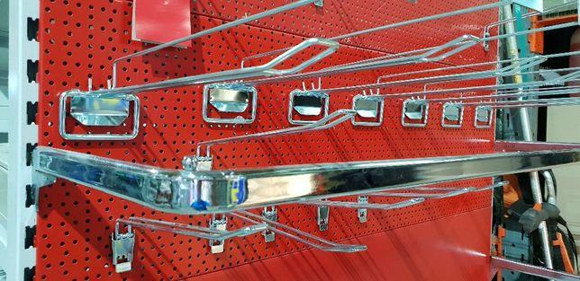 Accesorii pt Rafturi de Magazin sau Rafturi pt Europaleți L2.7m