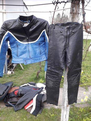 Pantaloni din piele nr mici