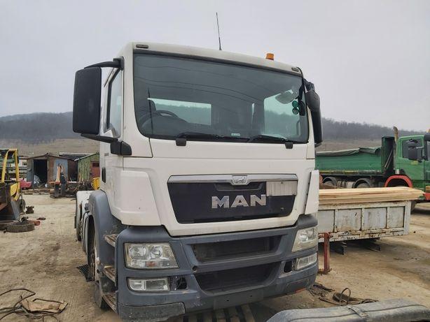 Man TGS 440 cap tractor