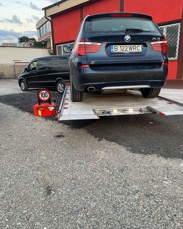 Tractari/Platforma auto Tulcea