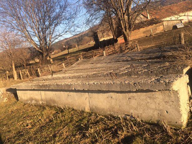 Grinzi de beton , pt poduri etc.