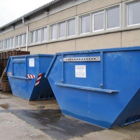 Container skip 10mc pt. gunoi, moluz, deseuri, renovari, bena santier