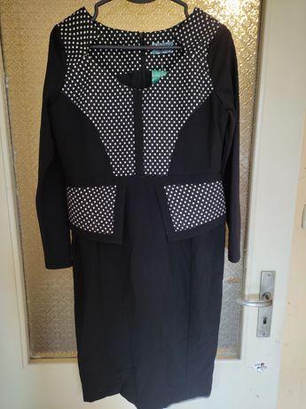 Дамска рокля размер 40