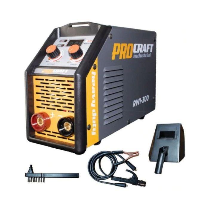 Aparat de sudura Invertor profesional Procraft RWI 300, 20-300A Bucuresti - imagine 1