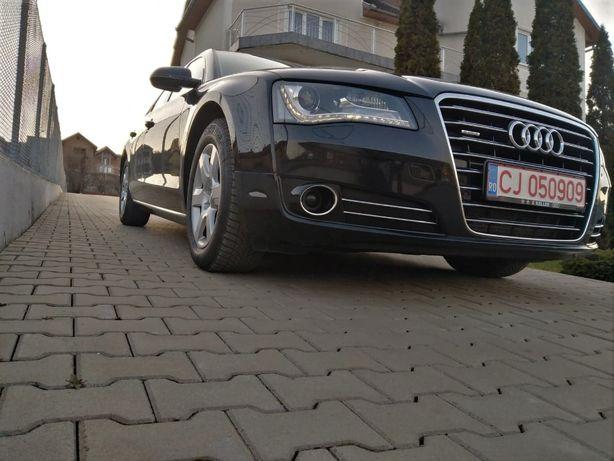 Audi A8 Long /Black Business/Quattro/Matrix/import 03.21/exceptionala!