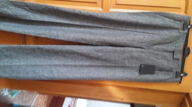 Новые женские брюки в клетку Массимо Дутти