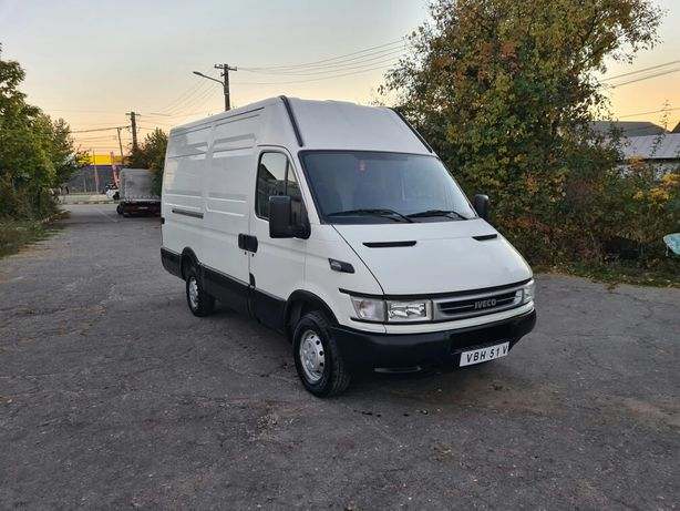 Iveco Daily 35S12 HPI 2006 2.3 Motor