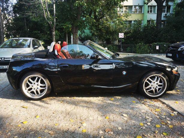 BMW Z4, km reali (raport CarVertical), 2.0i / 150 CP, volan stanga