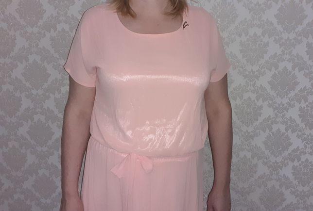 Платье в пол новое 52-54р