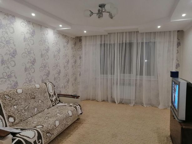 Сдается 2х комнатная квартира мкр.Акбулак-Момышулы 120000тг